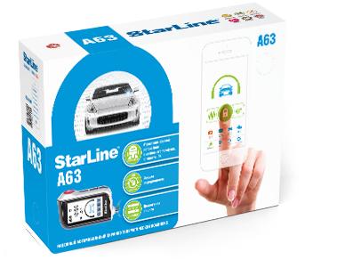 StarLine A63 ECO