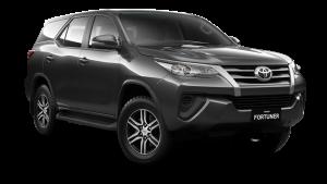 Чип-тюнинг Toyota Fortuner