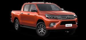 Чип-тюнинг Toyota Hilux