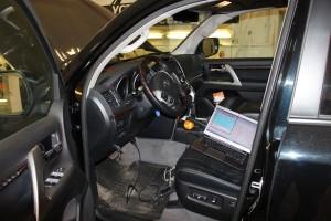 Чип тюнинг Lexus LX450D (4,5D)