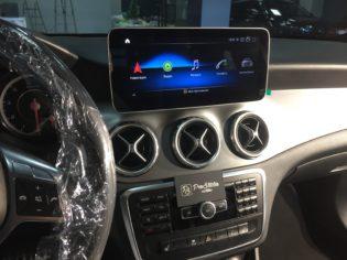 Android 9.0 на Mercedes GLA AMG