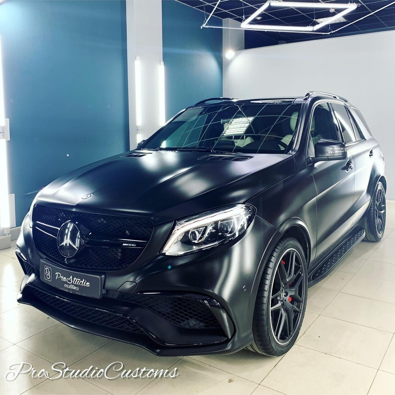 Тюнинг Mercedes-Benz GLE 63 AMG